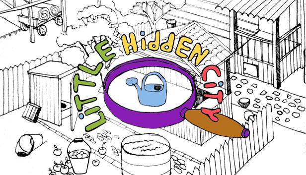 Little hidden city