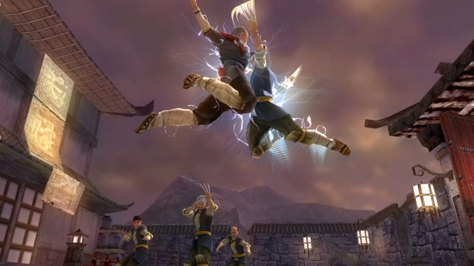 Jade Empire: Special Edition screenshot 1
