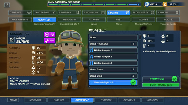 Bomber Crew Gizli Silahlar DLC