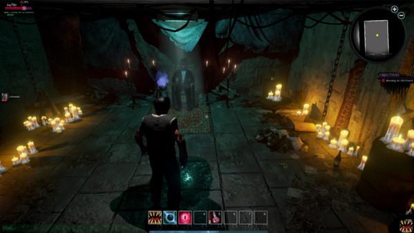 BloodLust 2: Nemesis gameplay