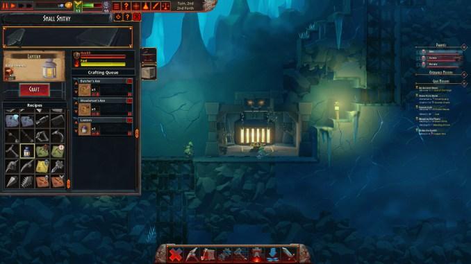 Hammerting screenshot 2