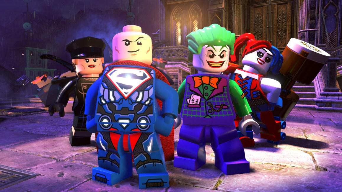 LEGO® DC Super-Villains  PREVIEW