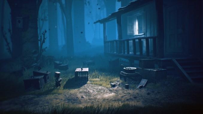 Little Nightmares II - Deluxe Edition screenshot 2