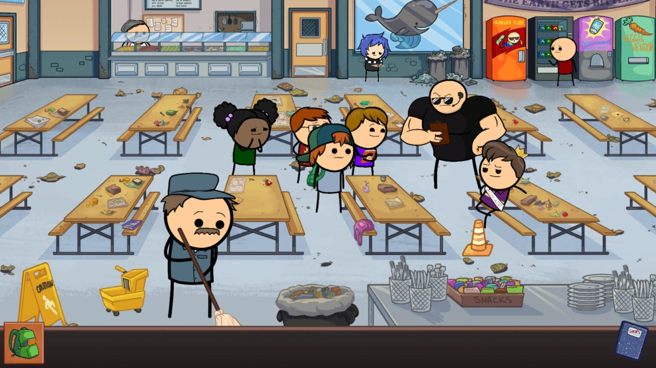 Cyanide and Happiness Freakpocalypse Free Download