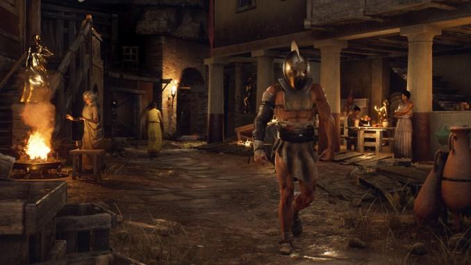 The Forgotten City screenshot 1