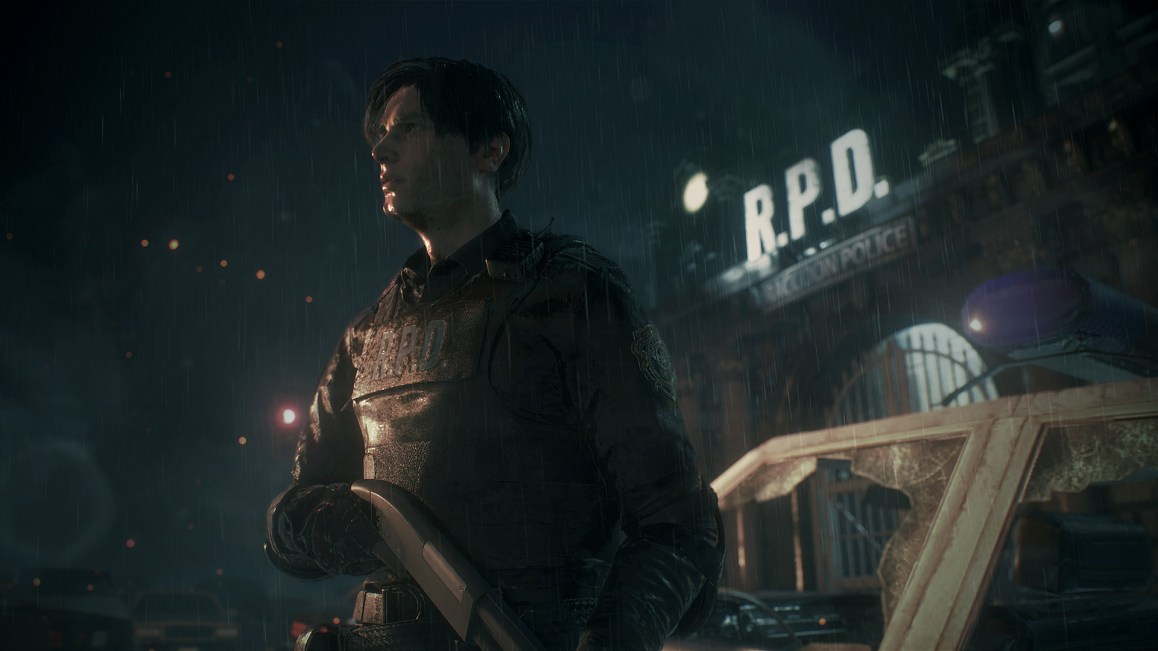 Resident Evil 2 PREVIEW
