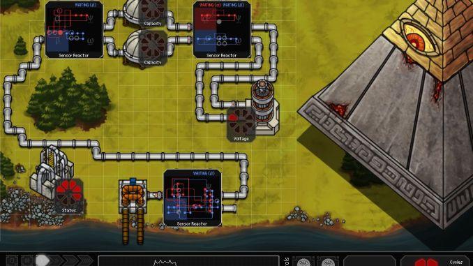 SpaceChem screenshot 3
