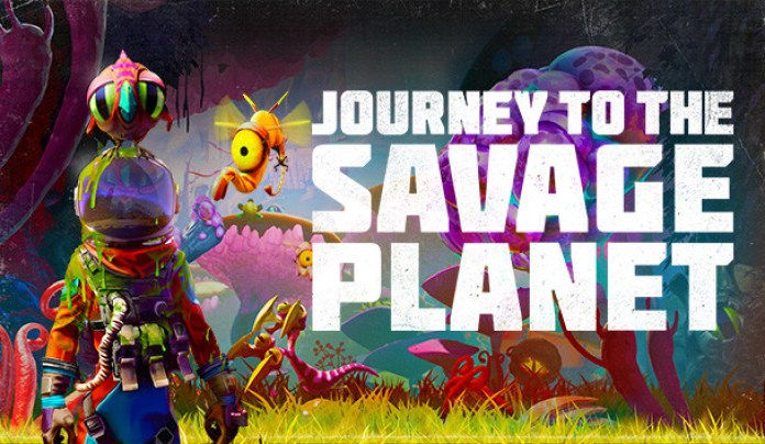 Journey To The Savage Planet on Steam
