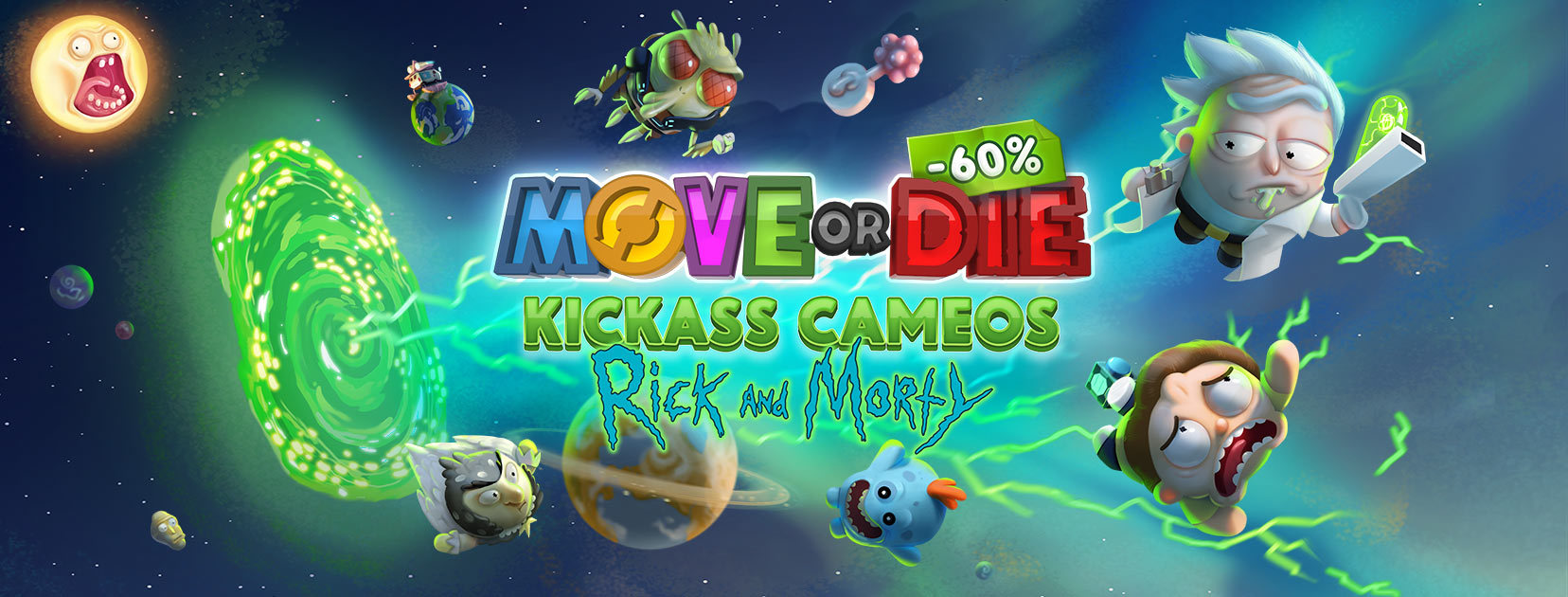 Image result for move or die title screen