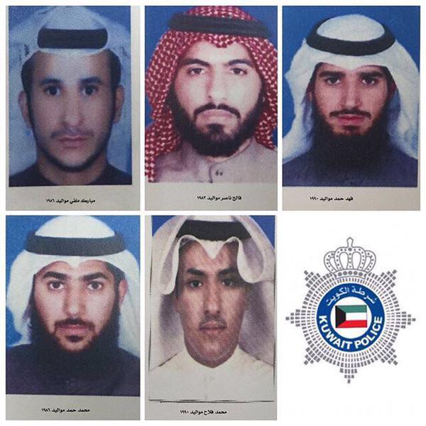 """الكويت: كشف وضبط خلية لـ """"داعش"""" تضم 5 كويتيين"""