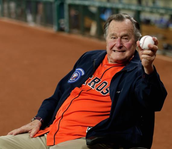بوش الأب: