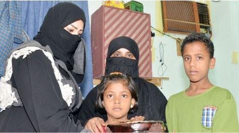 الام التي قذفت بأطفالها الثلاثة من النافذة  تروي التفاصيل