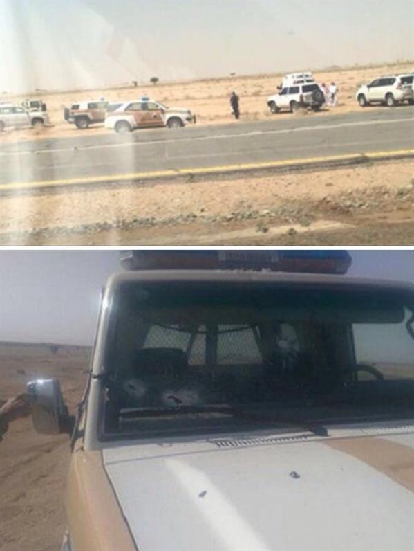استشهاد ضابط برتبة عقيد بعد تعرضه لإطلاق النار في الدوادمي
