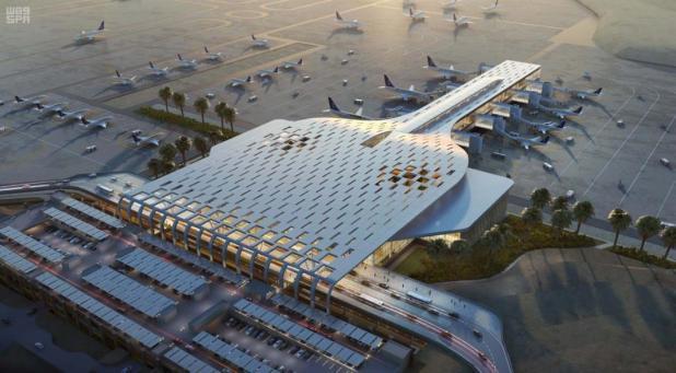 النقل تعتمد تصاميم مشروع مطار أبها الجديد.. طاقته الاستيعابية تصل لـ13 مليون مسافر