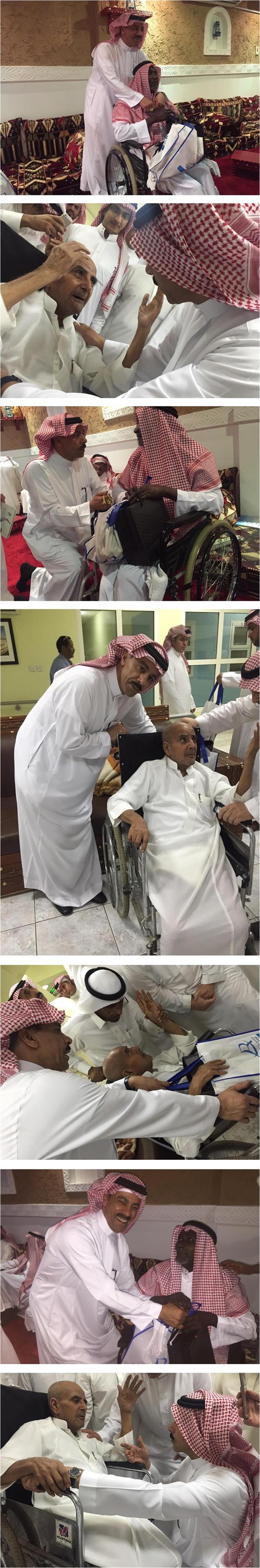 """عضو """"هلالي"""" ولاعب """"نصراوي"""" ينتهي بهما الحال نزيلين بدار المسنين"""