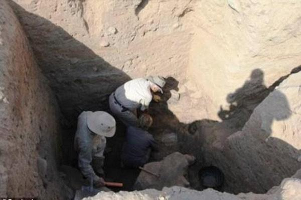 """العثور على أطلال يعتقد أنها مدينة """"قوم لوط"""" بالأردن"""