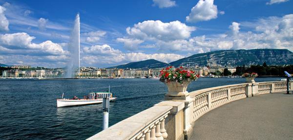 2- جنيف ــ سويسرا: تكاليف المعيشة الشهرية: 3546 دولاراً.