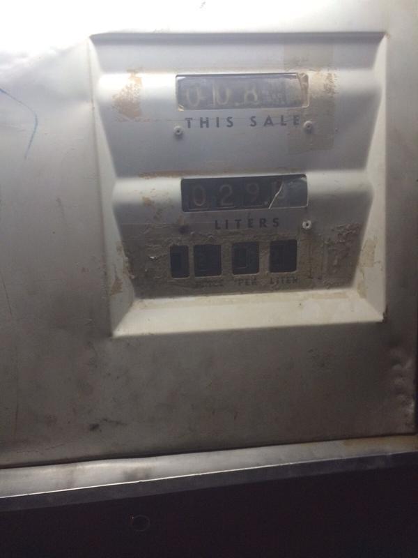 إغلاق 4 مضخات وقود بمحطة بسبب عدم وضوح العدادات