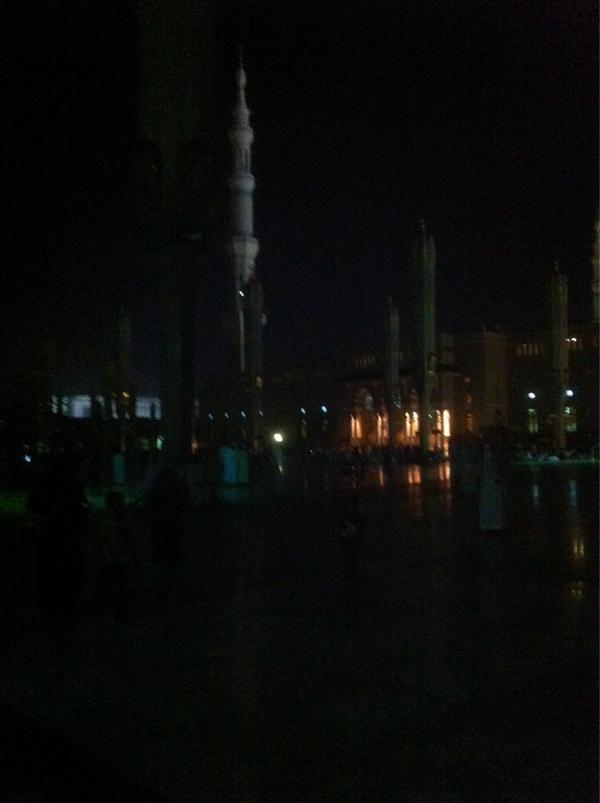 بالفيديو والصور.. انقطاع التيار الكهربائي عن مكة والمدينة وجدة والطائف وجازان