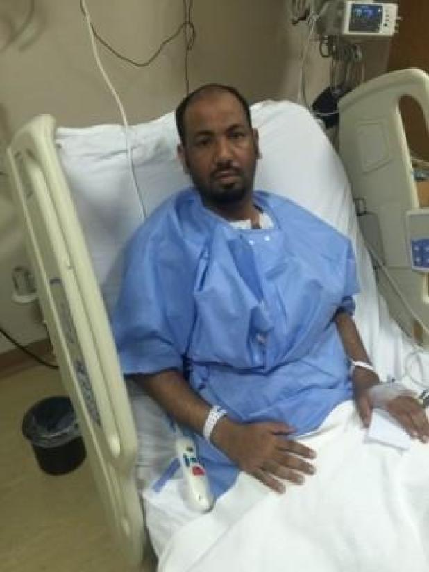 """رجل أمن مصاب في """"تفجير المدينة"""": هذه خامس عملية إرهابية أنجو منها.. وأحد زملائي نطق الشهادة على يدي"""