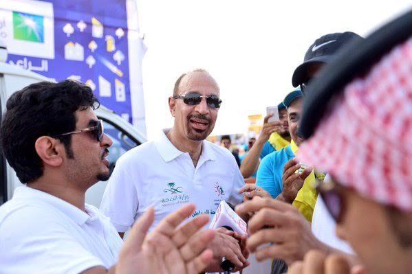 وزير الصحة خالد الفالح