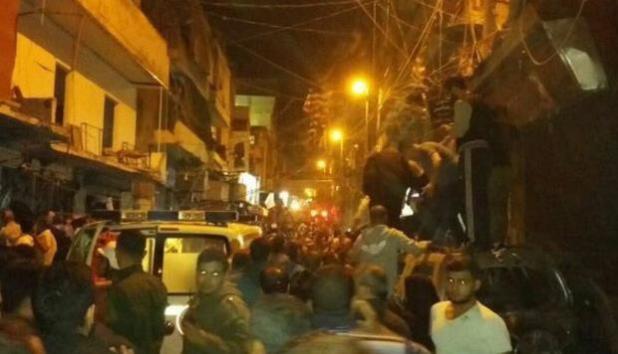 قتلى بتفجيرين ببرج البراجنة في بيروت معقل حزب الله