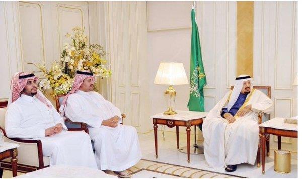 الأمير عبدالرحمن بن عبدالعزيز يغادر التخصُّصي