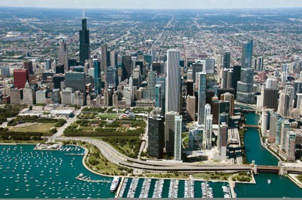 7- شيكاغو ــ الولايات المتحدة: تكاليف المعيشة الشهرية: 2792 دولاراً.