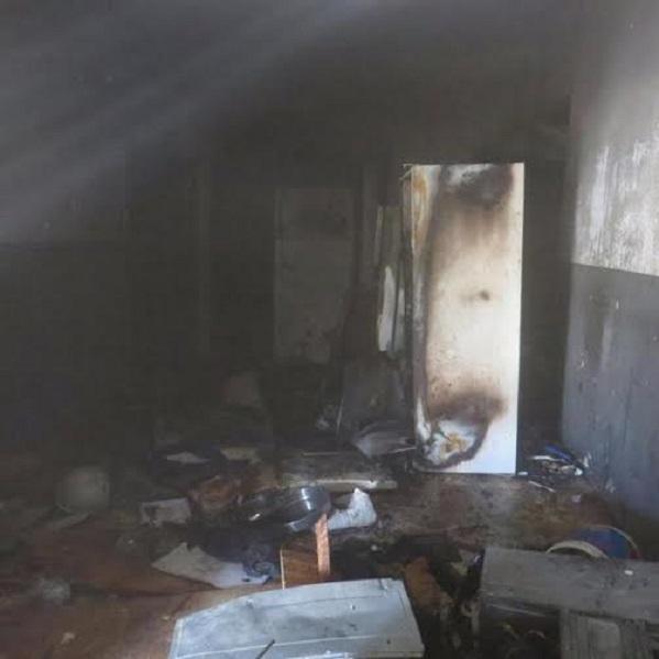 بالصور.. حريق يصيب 23 شخصاً بينهم 5 حالات خطرة بالقصيم