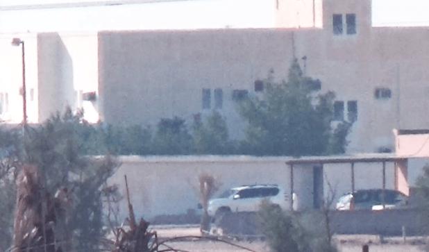 داعش ينشر فيديو يوثق اغتياله العقيد كتاب الحمادي بعد رصده خارجاً من منزله