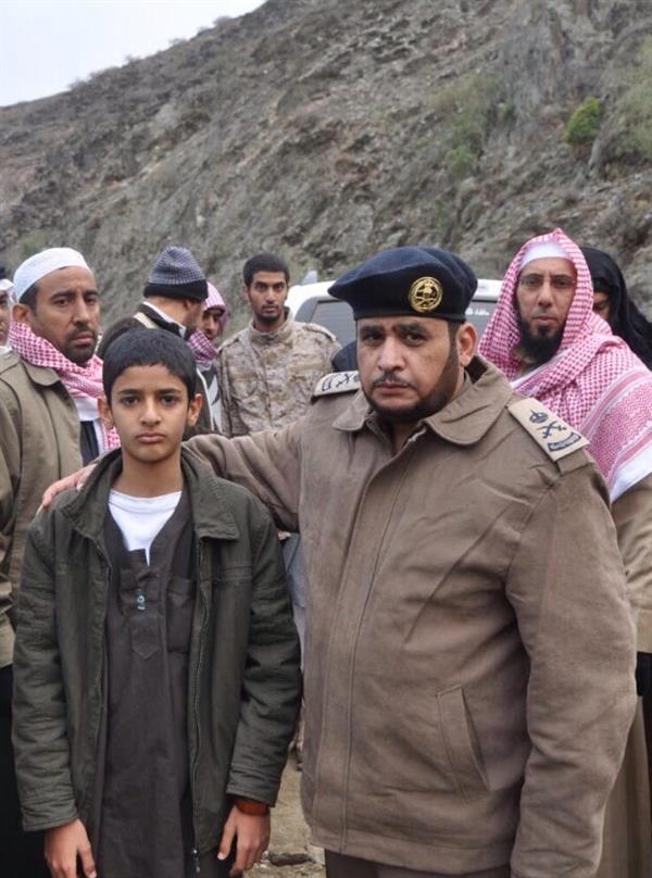 مكافأة مالية مجزية من محمد بن نايف لشاب عثر على مفقود وادي عردة