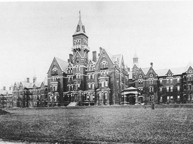 3- مستشفى دانفرز الحكومي (ولاية ماساتشوستس الأمريكية)