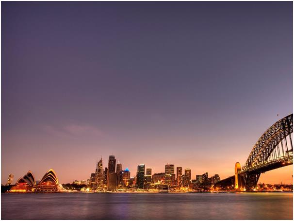 تأتي مدينة سيدني الأسترالية في المركز السابع، ويُمكن الاستمتاع بشواطئها الشهيرة، كما يُمكن لعشاق الطبيعة زيارة الحديقة النباتي