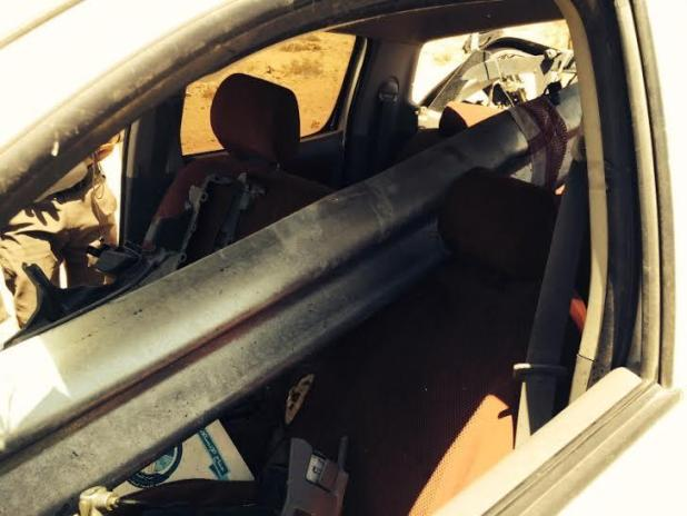 """سياج حديدي يخترق مركبة ويقتل مواطنًا ستينيًا بـ""""ميسان"""""""