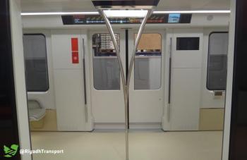 """بالصور.. شركة """"سيمنز"""" تبدأ تصنيع عربات قطارات المسارين """"الأحمر"""" و""""الأزرق"""""""