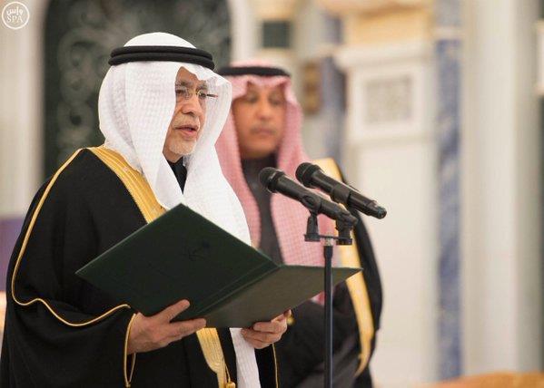معالي الدكتور عبدالعزيز بن محيي الدين خوجة