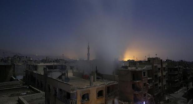 الإرهاب في سوريا