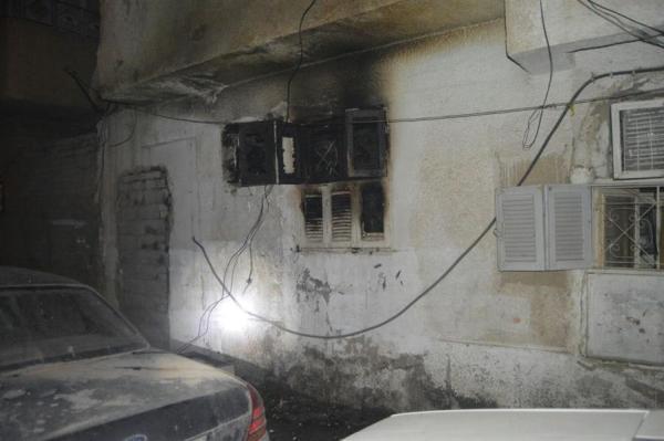 """مصرع شخص وإخلاء 15 في حريق بـ""""زاهدية المدينة"""""""