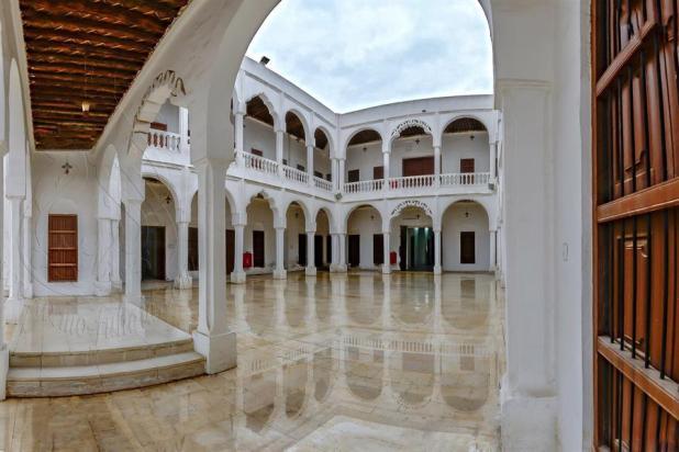 بالصور.. تعرف على أقدم مدرسة حكومية في المملكة