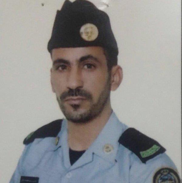 العريف نائر بن غازي البقمي بالحرس الوطني
