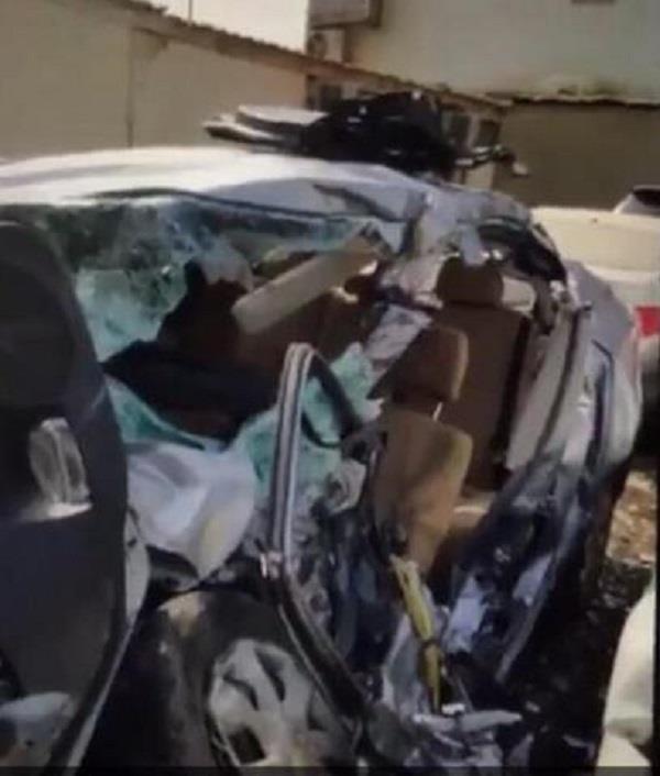 حادث مروري يخطف شاباً قبل زواجه بساعات في مكة المكرمة (صور)