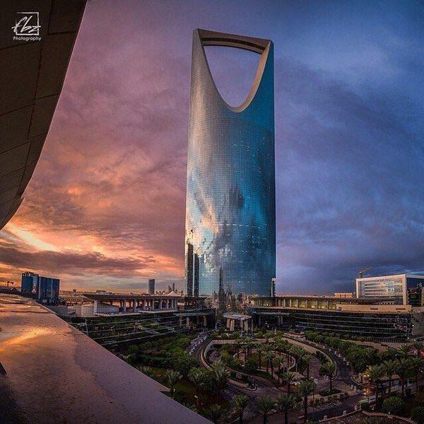 أخبار 24 | مغردون يتداولون صوراً متنوعة تظهر جمال مدينة الرياض