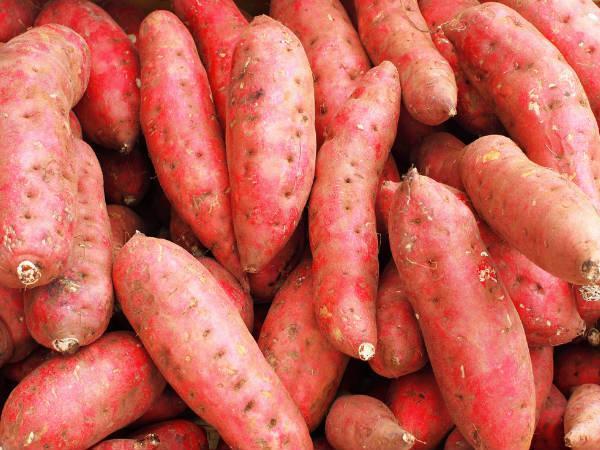 5 - البطاطا الحلوة