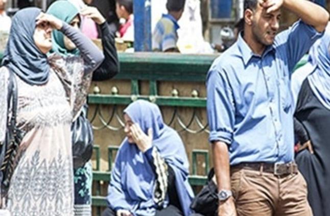الأرصاد تكشف أسباب ارتفاع درجات الحرارة فى مصر فيديو توك شو