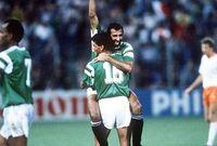 صلاح حطم أسطورة مجدي عبد الغني بأنه الوحيد الذي سجل لمصر في كأس العالم عام 1990