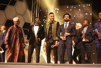 وتفوق صلاح على عدد كبير من المحترفين الأفارقة في العالم أبرزهم رياض محرز وساديو ماني