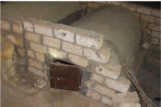 مخازن سلاح تنظيم الإخوان في مصر بمقبرة في الفيوم