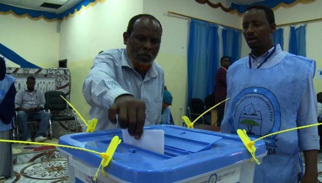الانتخابات الصومالية