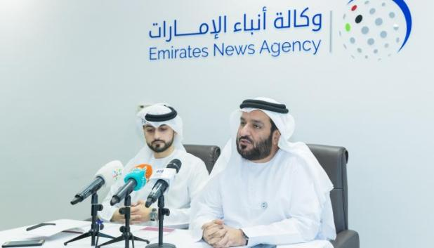 Emirates News Agency added 5 new rolls