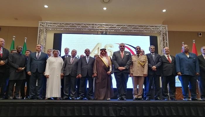 بالصور سفارة مصر في الجزائر تحتفل بالذكرى الـ46 لنصر أكتوبر